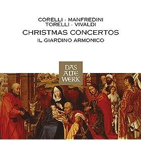 Concerto Pastorale in F major for 2 Recorders, 2 Violins and Viola : II Aria - Presto