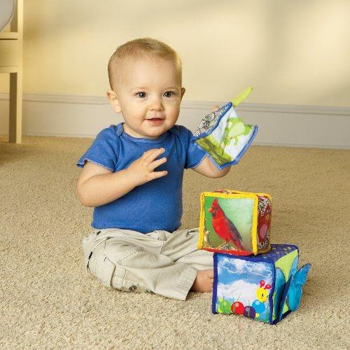 Imagen de Baby Einstein pila de bloques y Discover