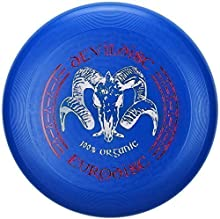Eurodisc 175 g 4.0 BIO plástico ultimate frisbee disc devil azul