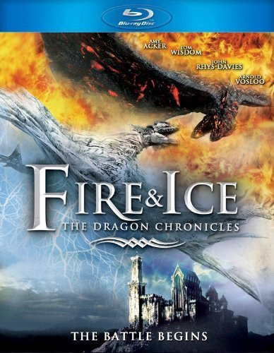 Fire & Ice - Dragon Chronicles [Blu-ray] by Entertainment One