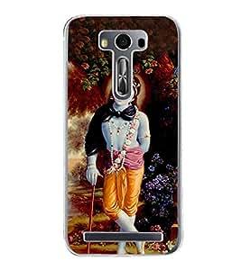 Krishna 2D Hard Polycarbonate Designer Back Case Cover for Asus Zenfone Selfie ZD551KL