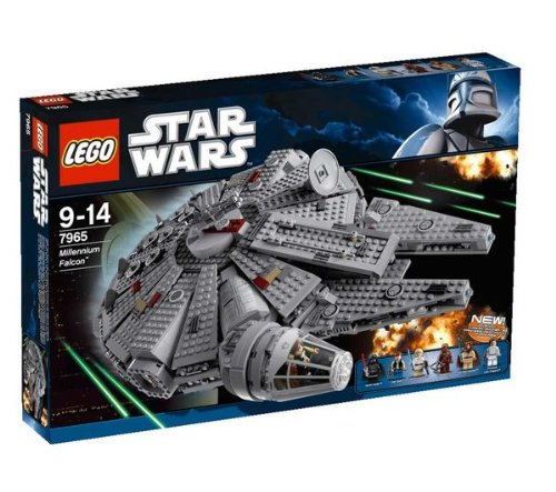 New LEGO Star Wars Millennium Falcon