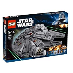 Funny product LEGO Star Wars Millennium Falcon 7965