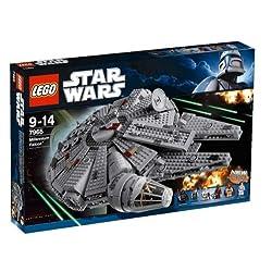 Funny product LEGO Star Wars Millennium Falcon 7965