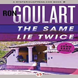 The Same Lie Twice | [Ron Goulart]