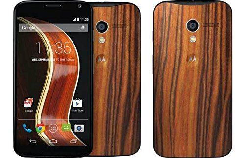 Imported MOTOROLA MOTO X XT1052 (BLACK/WALNUT ,16GB) Quad Core Processor/2GB RAM ,2 GB RAM