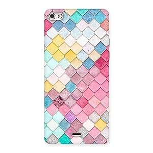 Special Colorfull Rocks Multicolor Back Case Cover for Micromax Canvas Silver 5