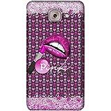 PrintVisa Designer Back Case Cover For Samsung Galaxy On Max (Cute Love Friend Heart Skelton)