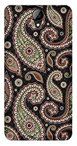 TrilMil Printed Designer Mobile Case Back Cover For HTC One E9 Plus