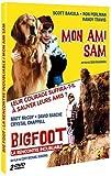 echange, troc Mon ami sam / Big foot - Coffret 2 DVD
