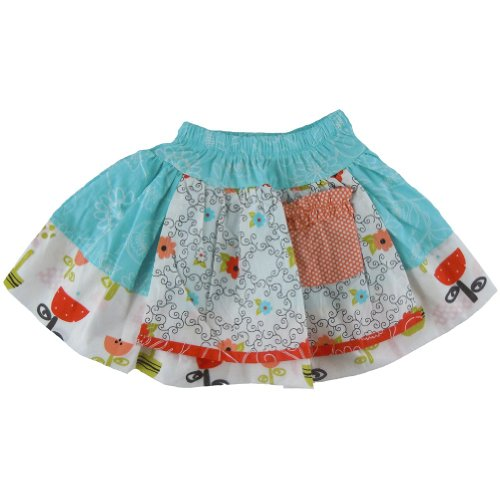 Jelly the Pug Opal Skirt with Apron