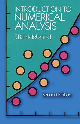 Introduction to Numerical Analysis: Second Edition (Dover Books on Mathematics)