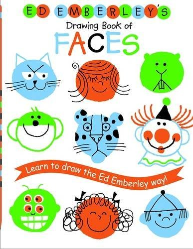 Ed Emberley's Drawing Book of Faces (REPACKAGED) (Ed Emberley Drawing Books) (Kid Drawing Book compare prices)
