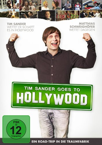 Tim Sander goes to Hollywood (mit Matthias Schweighöfer, Ralf Möller, u.v.m.)