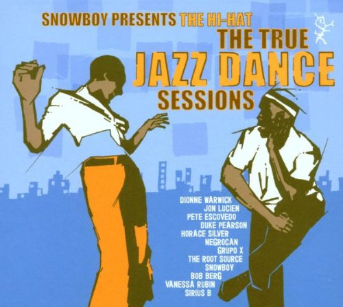 Snowboy The True Jazz Dance Sessions