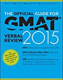 img - for The Official Guide for GMAT Verbal Review 2015, With Online Question Bank and Exclusive Video book / textbook / text book