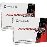 TaylorMade Golf 2015 Aeroburner Pro Golf Balls Multibuy Dozen Deal