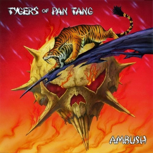 Ambush by Tygers of Pan Tang (2012-10-02) (Tygers Of Pan Tang Ambush compare prices)