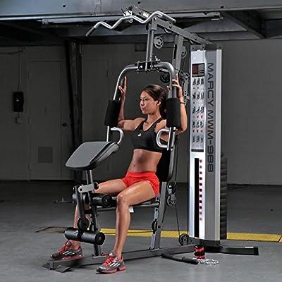 Marcy MWM-988 150 lb. Stack Gym