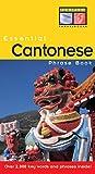 Essential Cantonese Phrase Book