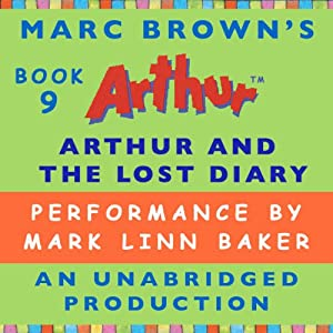 Arthur and the Lost Diary | [Marc Brown]