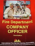 img - for Fire Department Company Officer book / textbook / text book