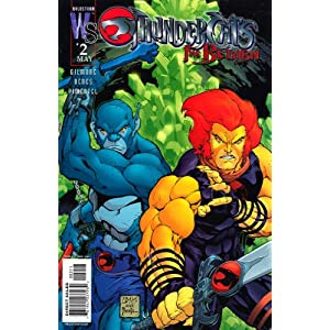 Thundercats Wildstorm on Thundercats  The Return  Edition  2  Wildstorm  Amazon Com  Books