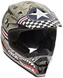 O'neal 5 Series Wingmann Motocross Enduro MTB Helm metal