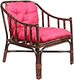 A&E Brown Chair made of Rattan & Wicker