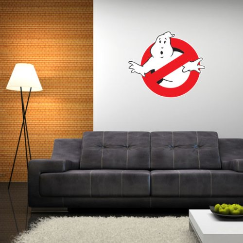 "Ghostbusters Wall Graphic Decal Sticker 25"" x 22"""