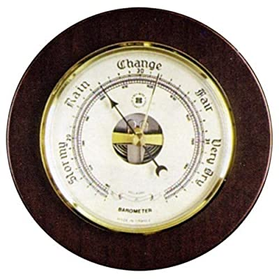 Kenai Barometer by Bey-Berk International