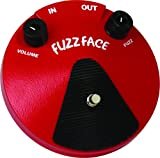 Dunlop エフェクター FUZZ FACE JD-F2