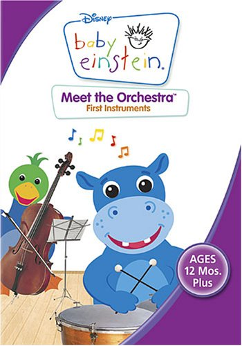 meet the orchestra first instruments dvd