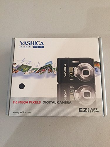 Yashica-EZF9-Digital-Camera