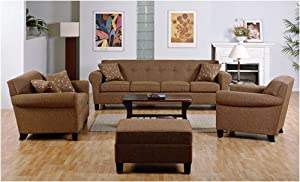 Living Room Furniture Houston on Hou Lrs Houston 3 Pc  Living Room Set   Living Room Furniture Sets