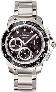 Glashutte Original Sport Evolution Mens Watch 39-31-43-03-14