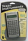 Texas Instruments BA II Plus Professional Financial Calculator IIBAPRO/CLM/1L1/D