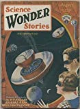 img - for [Pulp magazine]: Science Wonder Stories --- August 1929 (Volume 1, Number 3) book / textbook / text book