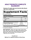 SmartyPants Probiotic + Prebiotic Immunity Gummies for Adults: 7 billion CFU + Wellmune® Prebiotic, VEGETARIAN, NON-GMO, GLUTEN-FREE, PATENT-PENDING; Blueberry; 30 Day Supply
