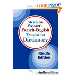 English To French Dictionary Online