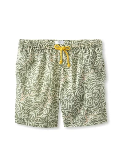 Vanishing Elephant Men's Wentworth Drawcord Boardshort