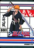 Image de Bleach - Saison 1 : Box 1 : The Substitute, Part 1 [Coffret Collector - Édition limitée]