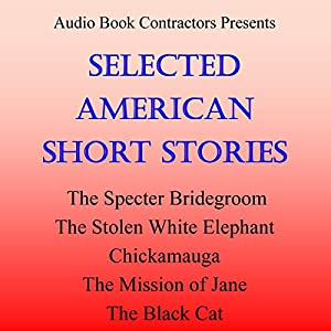 Selected American Short Stories Audiobook