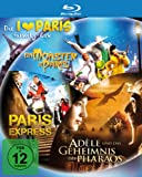 Image de Luc Besson Paris Blu-Ray Box [Import allemand]