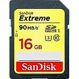 SANDISK フラッシュカード SDSDX-016G-X46(45MB/s) 並行輸入品