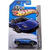 2013 Hot Wheels Hw City - Lamborghini Gallardo LP 570-4 Superleggera