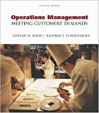 img - for Operations Management: Meeting Customer's Demands with Student CD-ROM book / textbook / text book