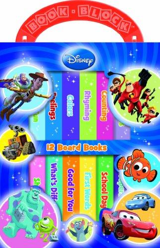 My First Library: Disney Pixar, Editors of Publications International; Ltd.