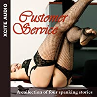 Customer Service (       UNABRIDGED) by Cathryn Cooper Narrated by Katy Anderson