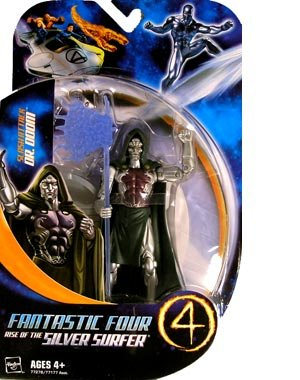 Fantastic 4 Action Figureure Dr. Doom